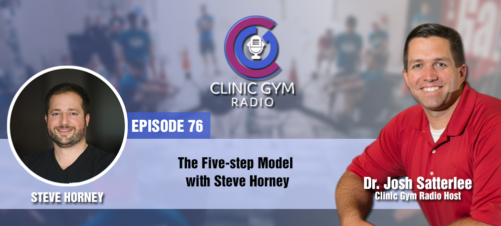 Image for The Five-step Model with Steve Horney