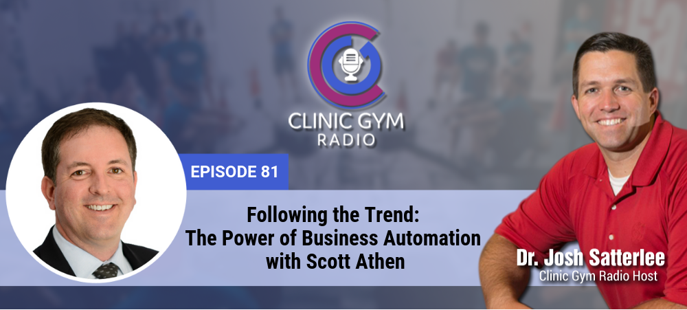 Image for Following the Trend: The Power of Business Automation with Scott Athen