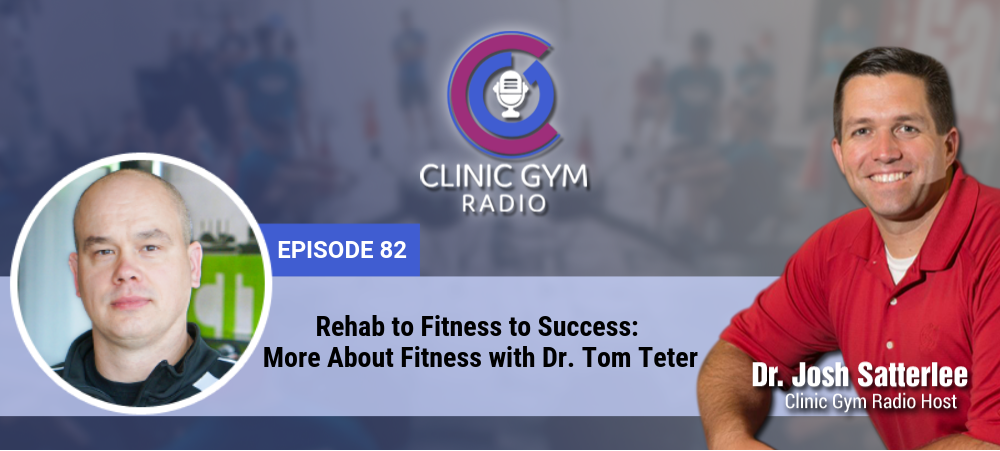 Image for Rehab to Fitness to Success: More About Fitness with Dr. Tom Teter